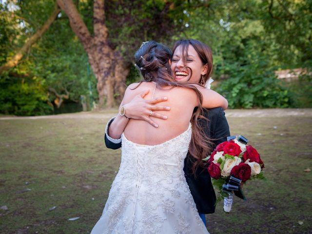 Le mariage de Michael et Diane à Paris, Paris 44