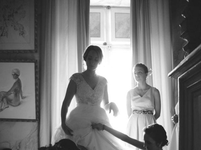 Le mariage de Matthieu et Lucile à Gaillac, Tarn 1
