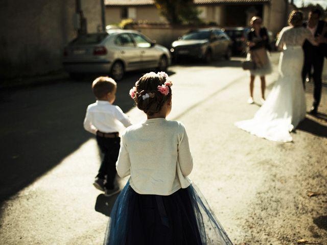 Le mariage de Christophe et Séverine à Saint-Yzans-de-Médoc, Gironde 33