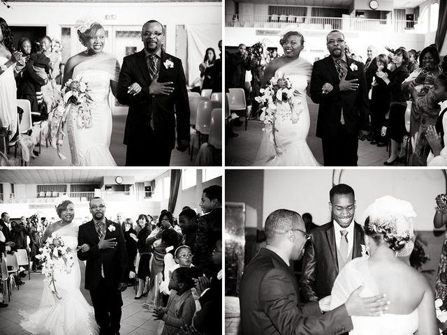 Le mariage de Sarah et Jérémy à Lyon, Rhône 5