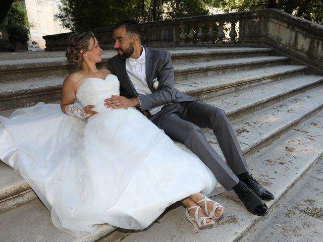 Le mariage de Julien et Lucie à Nîmes, Gard 18