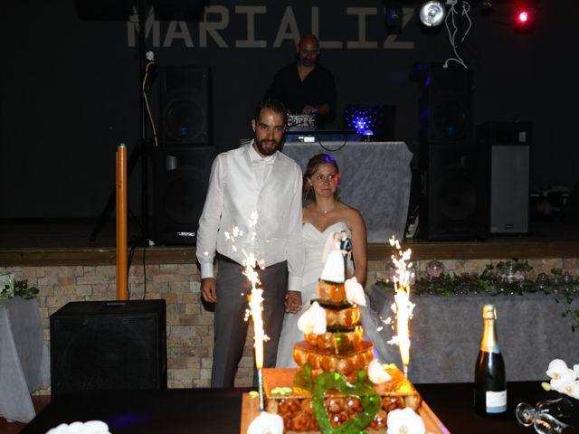 Le mariage de Julien et Lucie à Nîmes, Gard 25