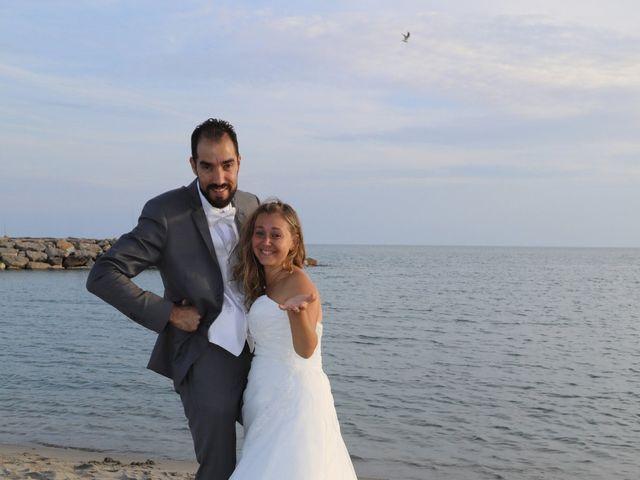 Le mariage de Julien et Lucie à Nîmes, Gard 35