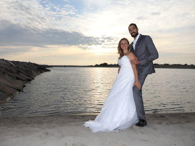 Le mariage de Julien et Lucie à Nîmes, Gard 37