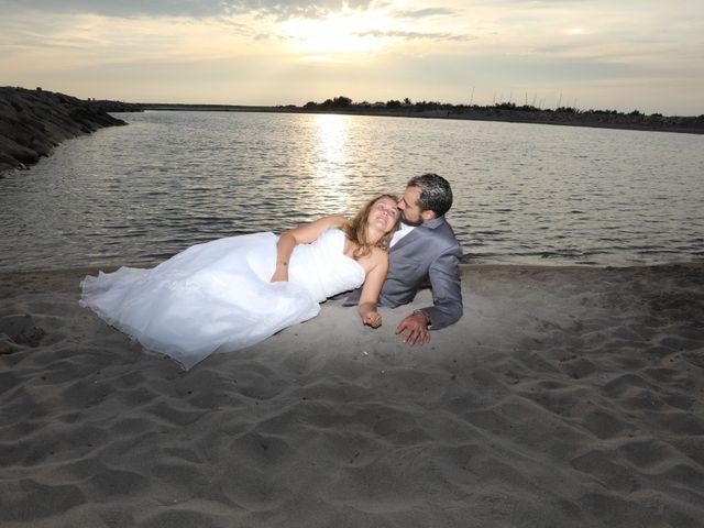 Le mariage de Julien et Lucie à Nîmes, Gard 39