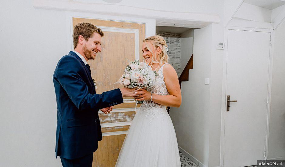 Le mariage de Thomas et Claire à Bersée, Nord
