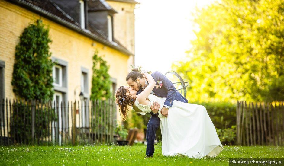 Le mariage de Olivier et Julia à Merville, Nord