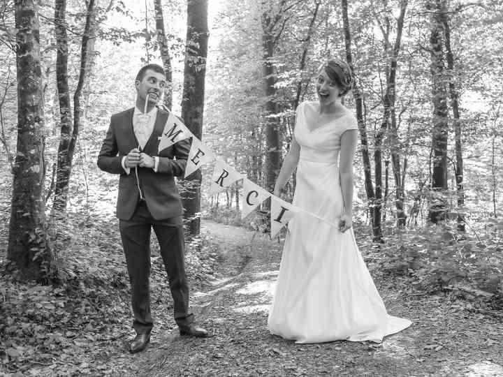 Le mariage de Agnès et Julien