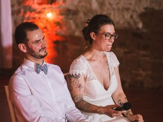 Le mariage de Sandrine et Raymond 1