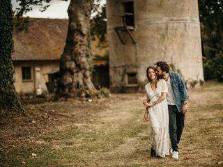 Le mariage de Cosette et Thomas 3