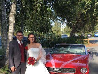 Le mariage de Anaëlle  et Adrien Rospide 1