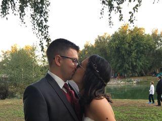 Le mariage de Anaëlle  et Adrien Rospide 2