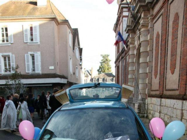 Le mariage de Fanny et Jérémy à Chartres, Eure-et-Loir 15