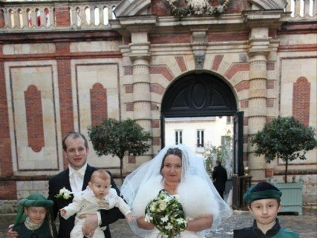 Le mariage de Fanny et Jérémy à Chartres, Eure-et-Loir 21