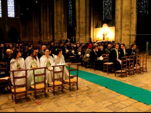 Le mariage de Fanny et Jérémy à Chartres, Eure-et-Loir 31