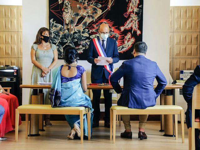 Le mariage de Robin et Mélinda à Sainte-Geneviève-des-Bois, Essonne 4