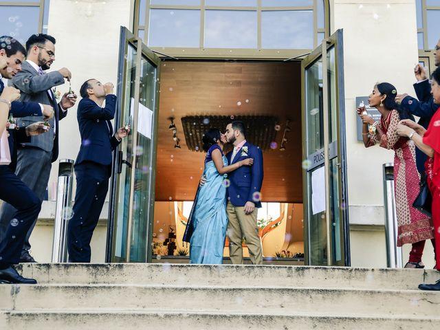 Le mariage de Robin et Mélinda à Sainte-Geneviève-des-Bois, Essonne 16