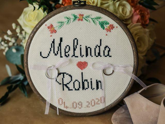 Le mariage de Robin et Mélinda à Sainte-Geneviève-des-Bois, Essonne 19