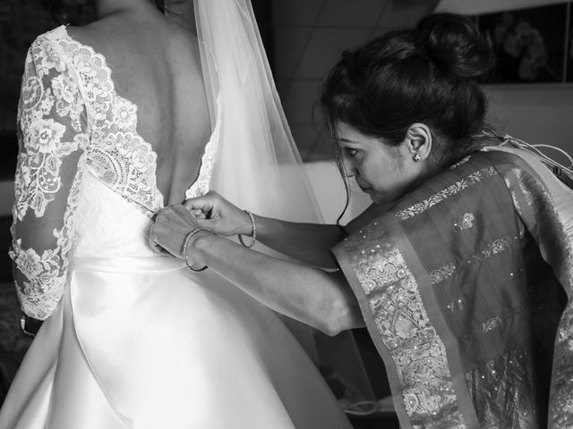 Le mariage de Robin et Mélinda à Sainte-Geneviève-des-Bois, Essonne 26