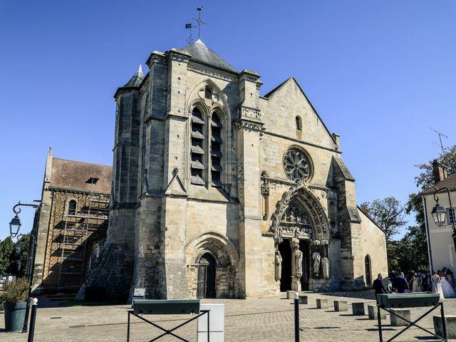 Le mariage de Robin et Mélinda à Sainte-Geneviève-des-Bois, Essonne 41