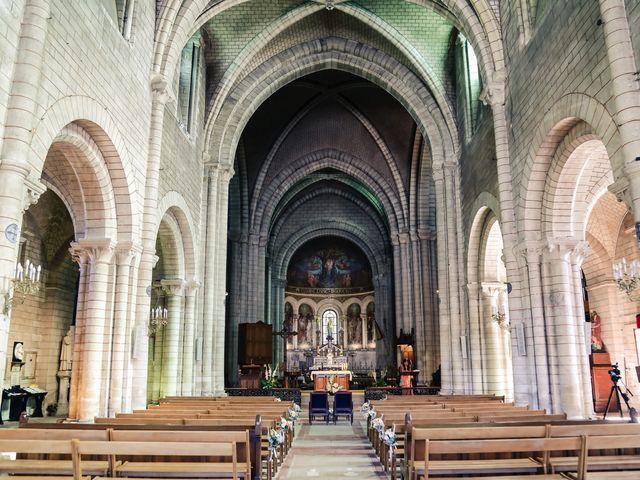 Le mariage de Robin et Mélinda à Sainte-Geneviève-des-Bois, Essonne 42