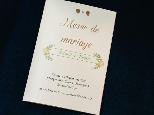Le mariage de Robin et Mélinda à Sainte-Geneviève-des-Bois, Essonne 46