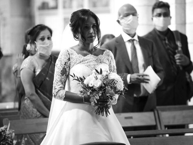 Le mariage de Robin et Mélinda à Sainte-Geneviève-des-Bois, Essonne 53