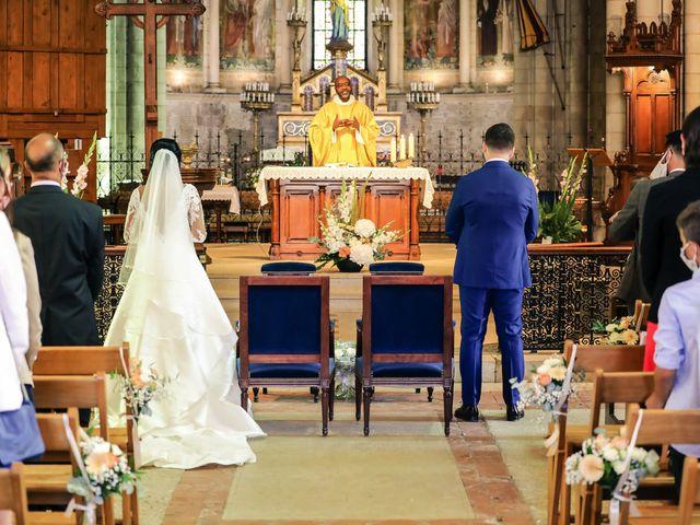 Le mariage de Robin et Mélinda à Sainte-Geneviève-des-Bois, Essonne 58