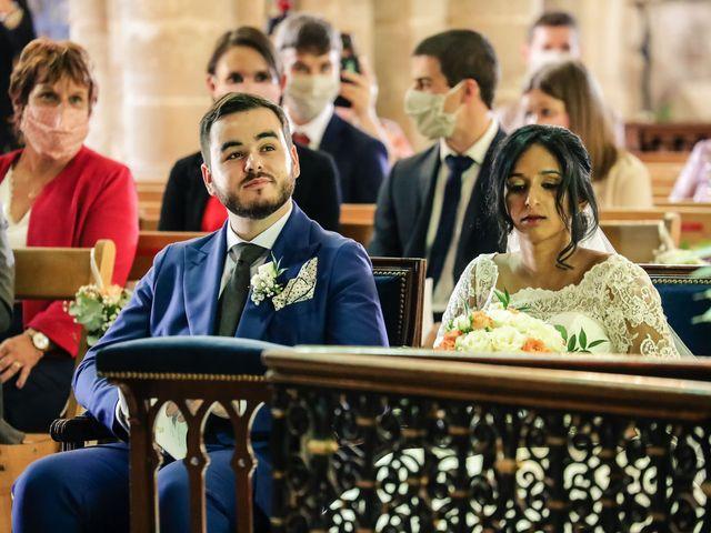 Le mariage de Robin et Mélinda à Sainte-Geneviève-des-Bois, Essonne 71