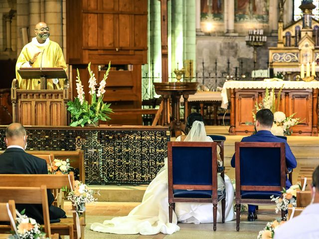 Le mariage de Robin et Mélinda à Sainte-Geneviève-des-Bois, Essonne 72