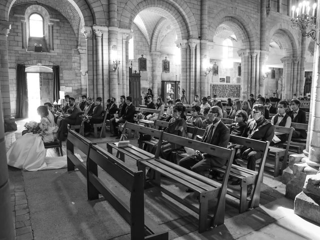 Le mariage de Robin et Mélinda à Sainte-Geneviève-des-Bois, Essonne 76