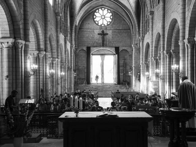 Le mariage de Robin et Mélinda à Sainte-Geneviève-des-Bois, Essonne 77