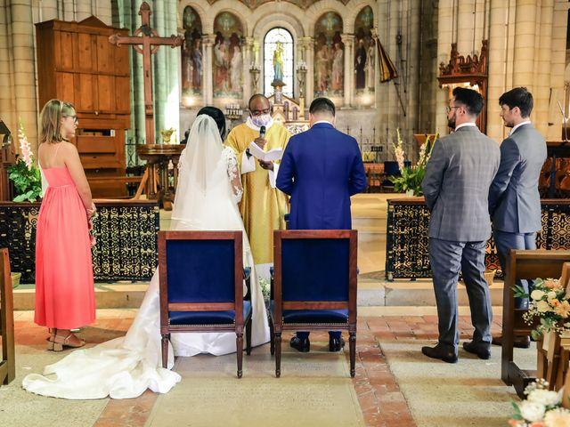 Le mariage de Robin et Mélinda à Sainte-Geneviève-des-Bois, Essonne 81