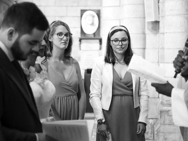 Le mariage de Robin et Mélinda à Sainte-Geneviève-des-Bois, Essonne 82