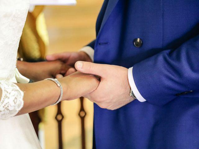 Le mariage de Robin et Mélinda à Sainte-Geneviève-des-Bois, Essonne 84