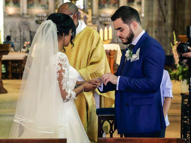 Le mariage de Robin et Mélinda à Sainte-Geneviève-des-Bois, Essonne 88