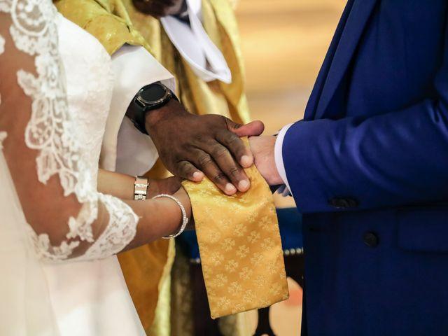 Le mariage de Robin et Mélinda à Sainte-Geneviève-des-Bois, Essonne 90