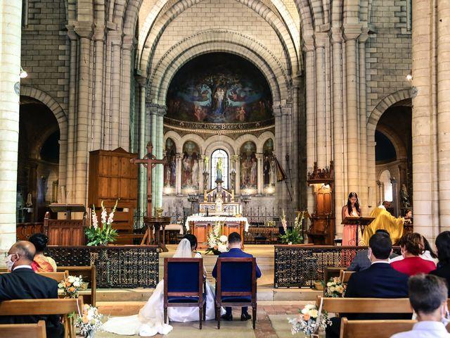Le mariage de Robin et Mélinda à Sainte-Geneviève-des-Bois, Essonne 94