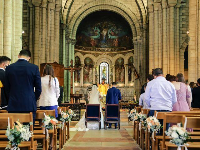 Le mariage de Robin et Mélinda à Sainte-Geneviève-des-Bois, Essonne 96