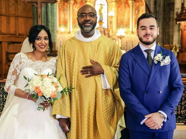 Le mariage de Robin et Mélinda à Sainte-Geneviève-des-Bois, Essonne 98