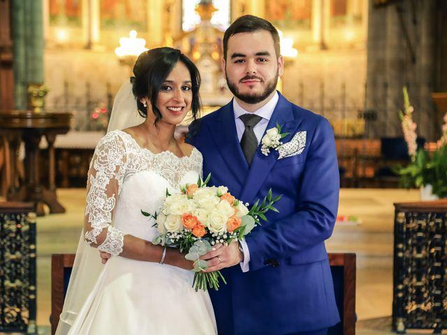 Le mariage de Robin et Mélinda à Sainte-Geneviève-des-Bois, Essonne 99