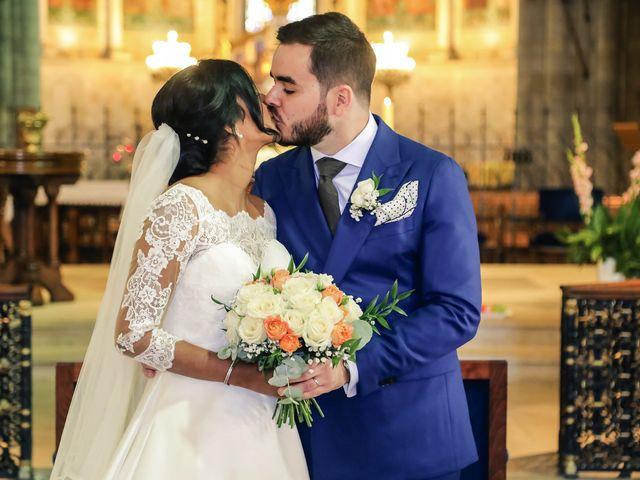 Le mariage de Robin et Mélinda à Sainte-Geneviève-des-Bois, Essonne 100