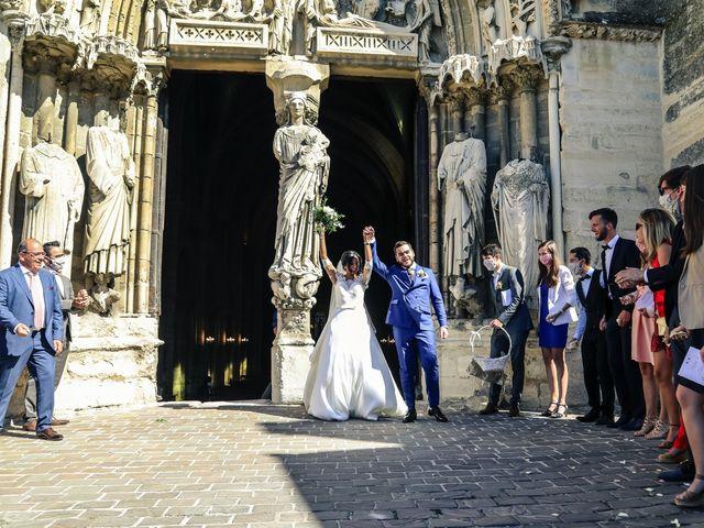Le mariage de Robin et Mélinda à Sainte-Geneviève-des-Bois, Essonne 101