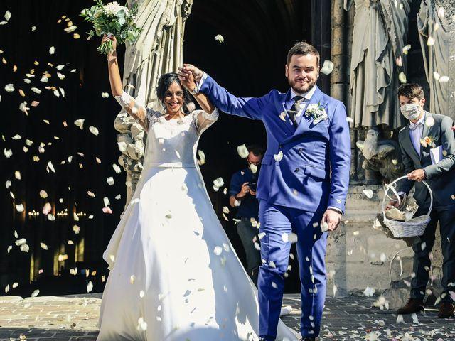 Le mariage de Robin et Mélinda à Sainte-Geneviève-des-Bois, Essonne 102