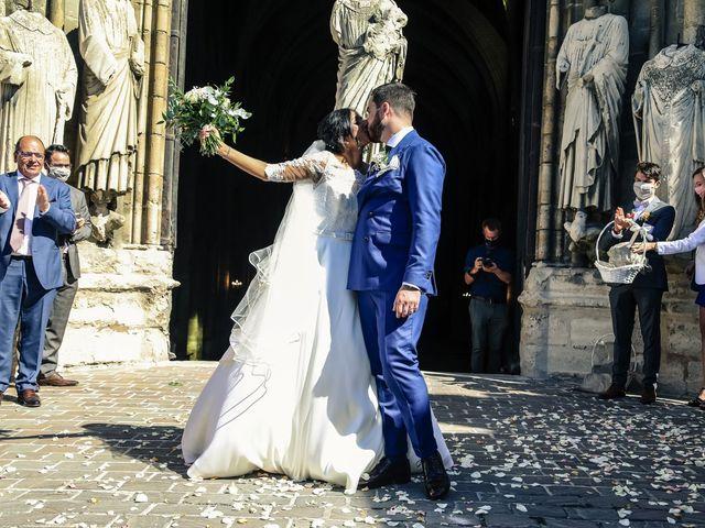 Le mariage de Robin et Mélinda à Sainte-Geneviève-des-Bois, Essonne 103