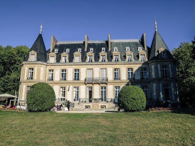 Le mariage de Robin et Mélinda à Sainte-Geneviève-des-Bois, Essonne 118