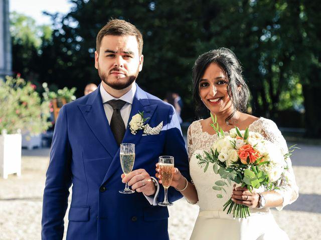 Le mariage de Robin et Mélinda à Sainte-Geneviève-des-Bois, Essonne 120