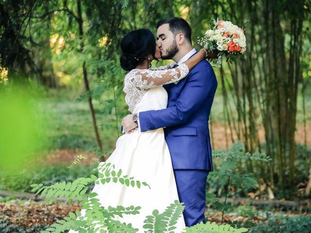 Le mariage de Robin et Mélinda à Sainte-Geneviève-des-Bois, Essonne 124