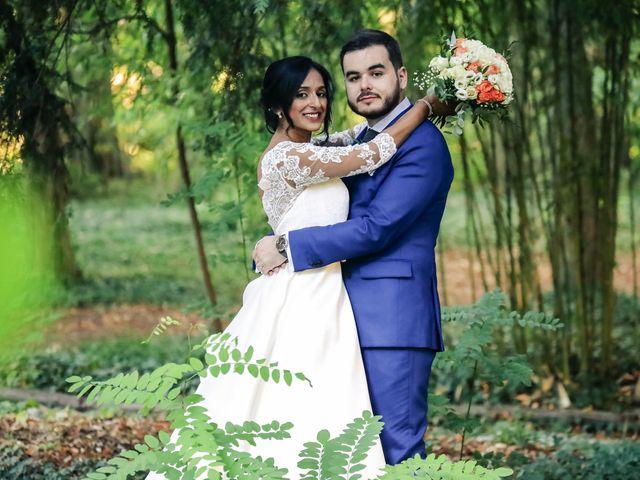 Le mariage de Robin et Mélinda à Sainte-Geneviève-des-Bois, Essonne 125