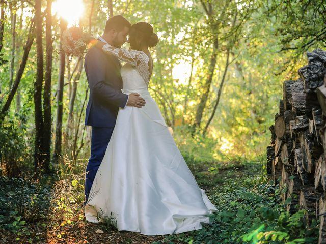 Le mariage de Robin et Mélinda à Sainte-Geneviève-des-Bois, Essonne 126